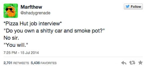 funniest tweets
