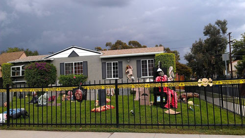 scary halloween decorations - Best Halloween Decorations Ever