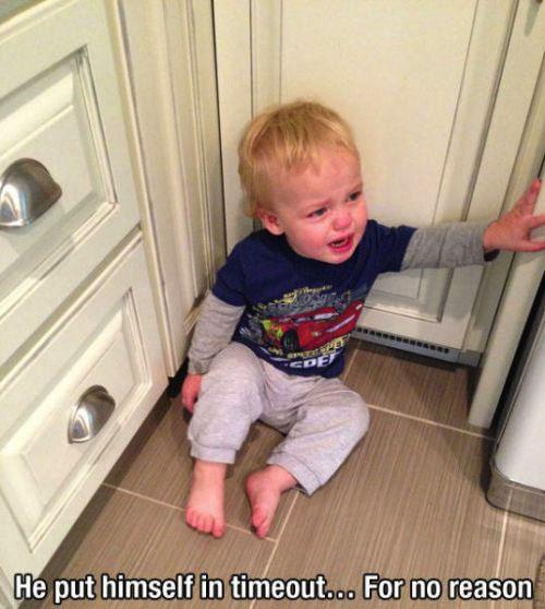 crying kids