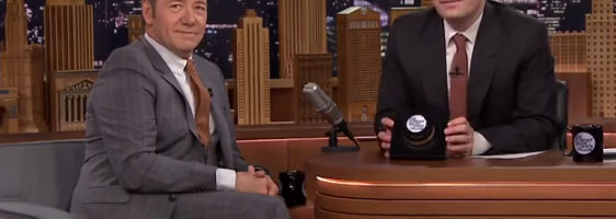 kevin spacey fallon