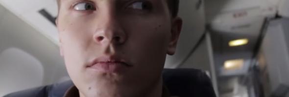 plane prank