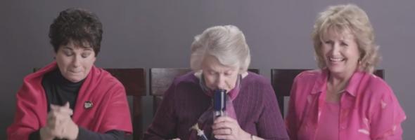grandma pot funny
