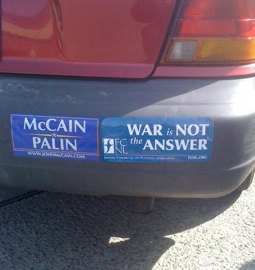 Car Stickers Com >> 38 Hilarious Bumper Stickers - Dose of Funny