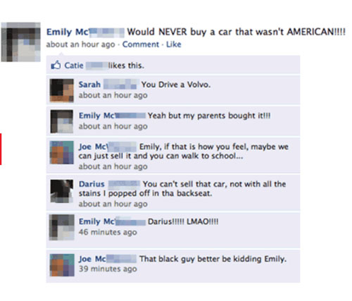 facebook comments